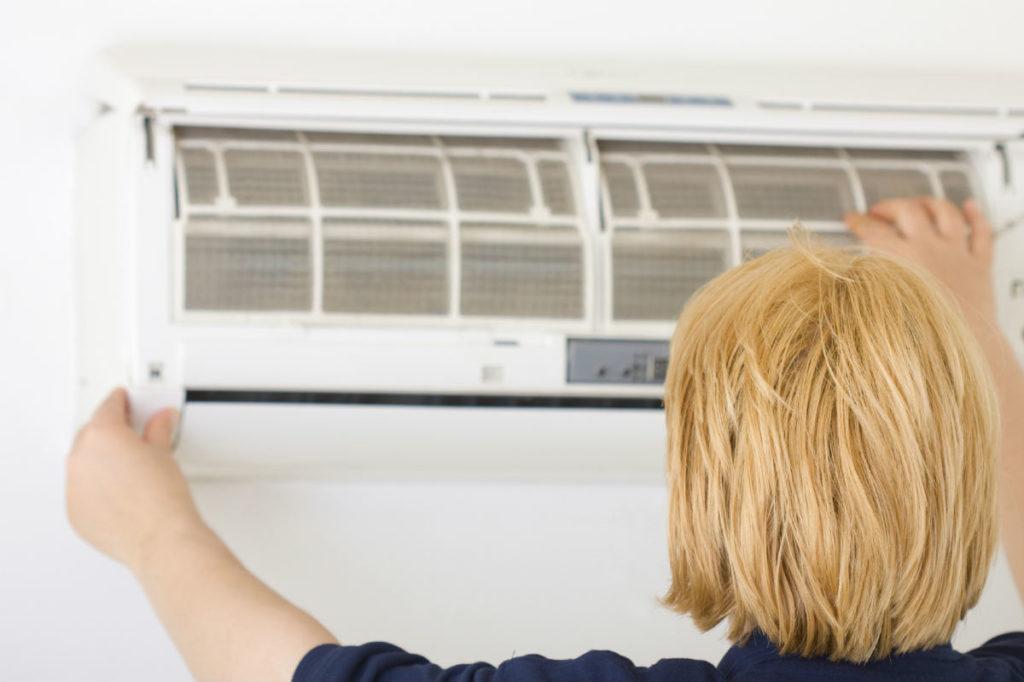 Características aire acondicionado